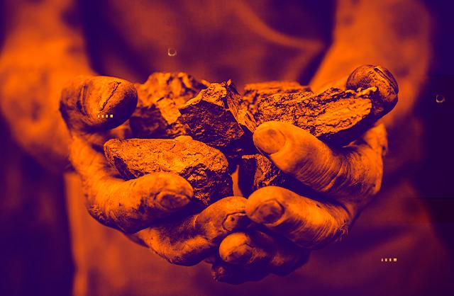 Generación de energía a partir del carbón